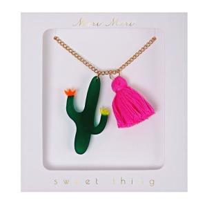 cactus+necklace