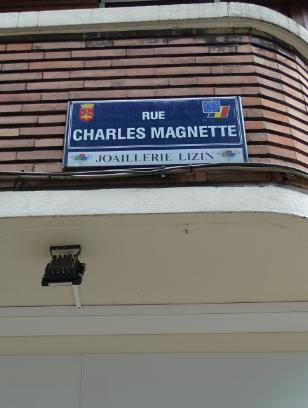 Ces rues qui bougent à Liège #1: Rue CharlesMagnette
