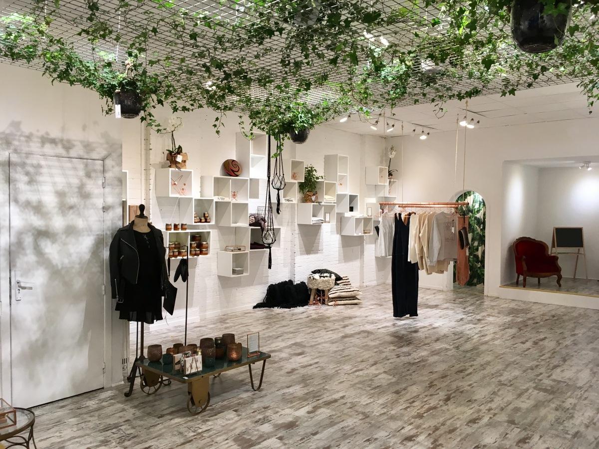 Shopping en Cité Ardente :C²