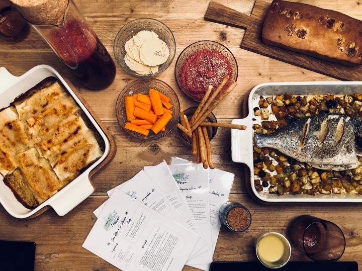 On a testé… un cours de cuisine saine avec Caro du blogMINT